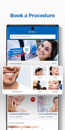 Vezeeta - Doctors & Pharmacy apktram screenshots 6