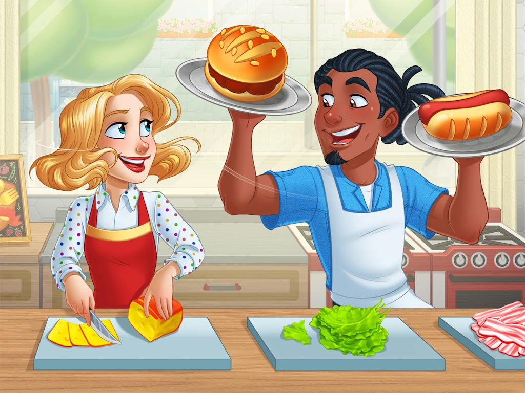 Cooking Diary®: Best Tasty Restaurant & Cafe Game  poster 13