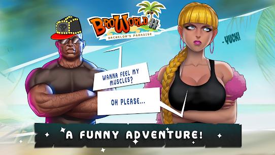 Free 🤘 Broworld 🤘 – A Douchebag Adventure Simulation Apk Download 2021 2