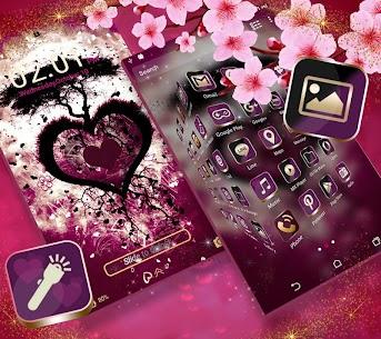 Heart Tree Launcher Theme 5