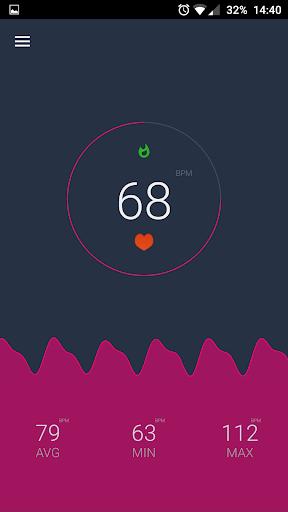 Heart Rate Monitor 5.1 Screenshots 1