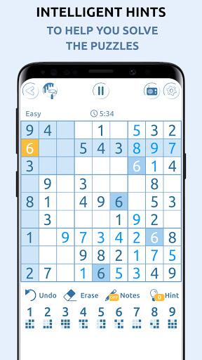 Sudoku Genius - sudoku free games  screenshots 2