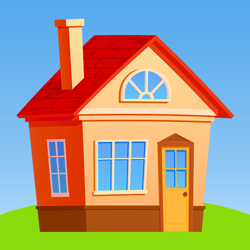 House Life 3D Icon