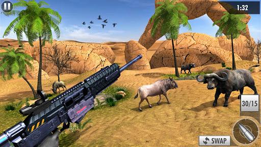 Wild Deer Hunt 2021: Animal Shooting Games apktram screenshots 13
