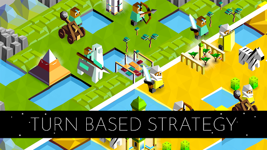 Battle of Polytopia - A Civilization Strategy Game Screenshot