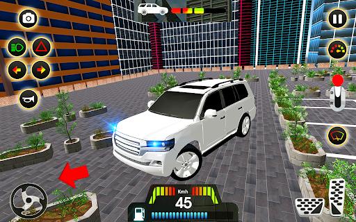 Code Triche Car parking 2021 driving car game 2020 real driver (Astuce) APK MOD screenshots 1