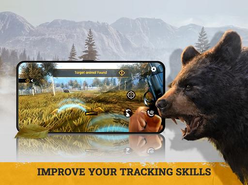 Code Triche theHunter - 3D hunting game for deer & big game APK MOD (Astuce) screenshots 2