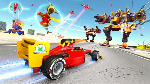 Dragon Fly Robot Car Transform  Pc-softi 8