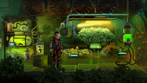 Adventure Reborn: story game point and click 1.33 screenshots 3