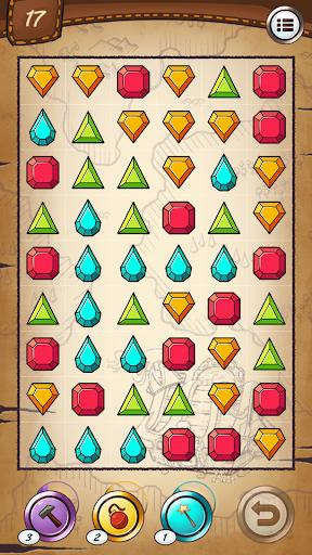 Jewels and gems - match jewels puzzle 1.3.0 screenshots 5