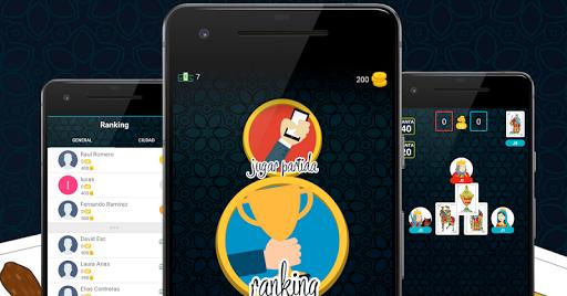 Cuatrola Spanish Solitaire - Cards Game  screenshots 4