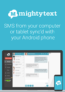 SMS from PC / Tablet & Sync Text from Computer 15.71