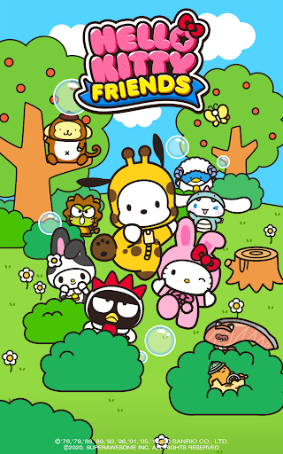 Hello Kitty Friends 1.9.0 screenshots 14