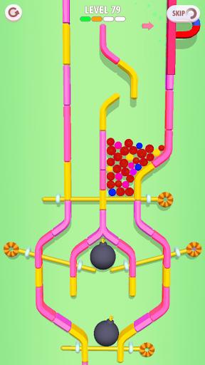 Pin Balls UP - Physics Puzzle Game  screenshots 4