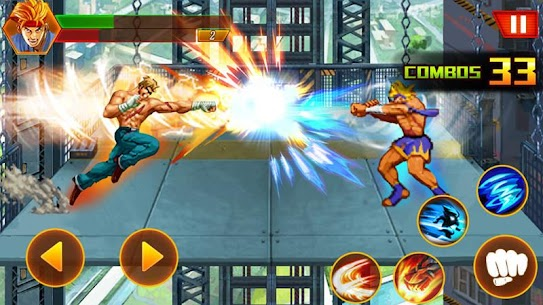 Street Boxing kung fu fighter Online Hack Android & iOS 3