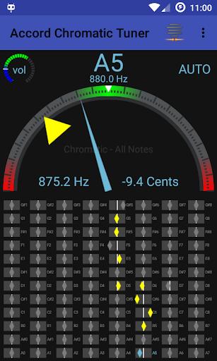 Accord Chromatic Tuner modavailable screenshots 4