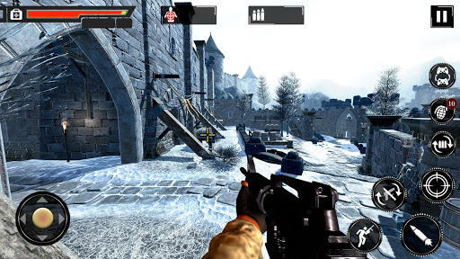 Counter Critical Strike CS: Army Special Force FPS 3.0 screenshots 1