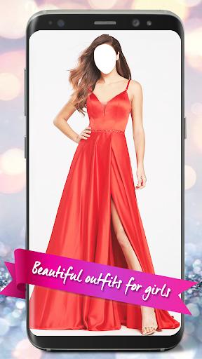 Prom Dress Photo Editor u2013 Face In Hole Dress Up 1.0 Screenshots 1