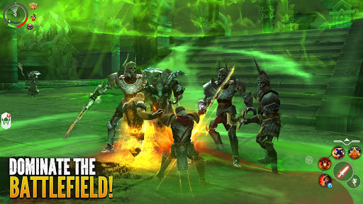 Order & Chaos 2: 3D MMO RPG 3.1.3a de.gamequotes.net 4