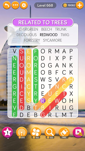 Word Voyage: Word Search & Puzzle Game apktram screenshots 5