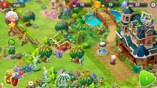 Merge Gardens android2mod screenshots 1