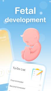 My Pregnancy - Pregnancy Tracker App ud83eudd30 1.6 Screenshots 3