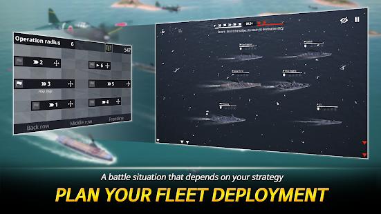 Warship Fleet Command : WW2 Naval War Game 2.01803 Screenshots 5