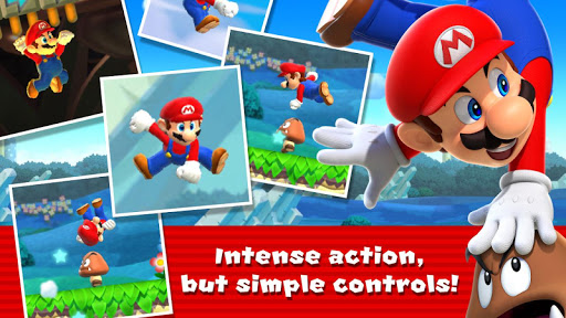 Super Mario Run apktram screenshots 2