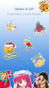 Chat Messenger Keyboard – Keyboard for Messenger 4