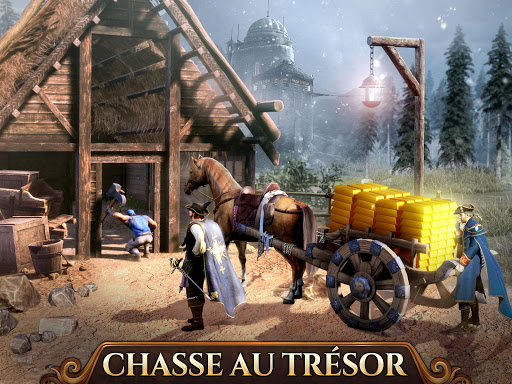 Guns of Glory : le Masque de fer APK MOD (Astuce) screenshots 1