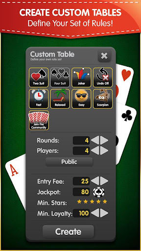 Spider Solitaire (Free, no Ads) 1.1.2 screenshots 5