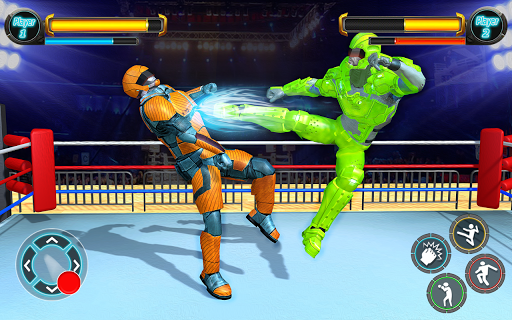 Grand Robot Ring Fighting 2020 : Real Boxing Games 1.19 Screenshots 5