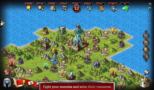 Emporea: Real-time Multiplayer War Strategy Game 0.2.188 de.gamequotes.net 4