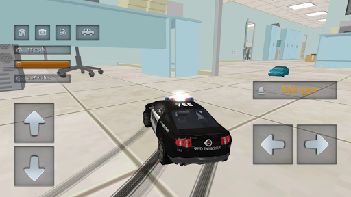 RC Car Police Chase Cop Driving  screenshots 1