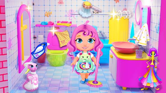 Baby Bella Doll House