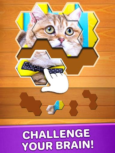 Jigsaw Puzzles Hexa ud83eudde9ud83dudd25ud83cudfaf 2.2.5 screenshots 9