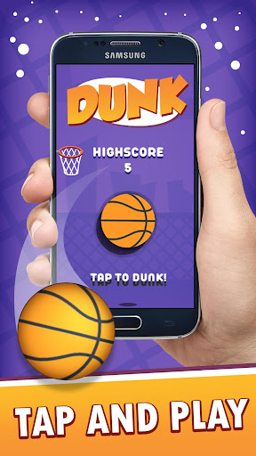 Dunk 1.0.19 screenshots 1