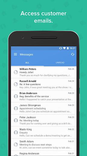 Zoho CRM - Sales & Marketing 3.5.8.1 screenshots 4