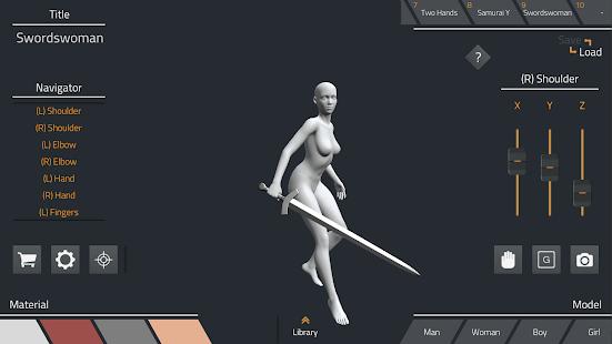 El Pose 3D 1.0.7 Screenshots 8