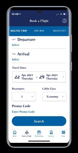 Kuwait Airways screenshots 4
