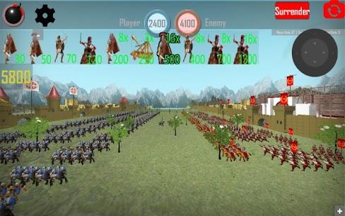 Roman Empire: Caesar Wars 1.4 Mod APK with Data 2