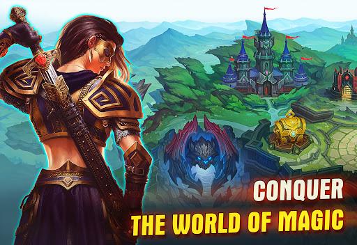 Juggernaut Wars - raid RPG games apkmr screenshots 10