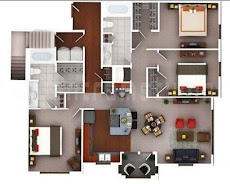 Free 3D Home Plansのおすすめ画像1