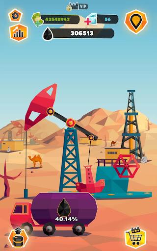 Idle Oil Tycoon: Gas Factory Simulator 4.0.6 screenshots 10
