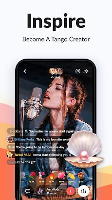 Tango – Live Streams & Live Video Chats: Go Liveのおすすめ画像5