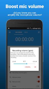 AudioRec Pro – Voice Recorder 5.3.9.11 Apk 5