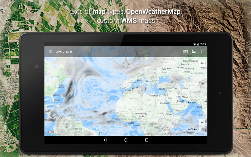 GPX Viewer - Tracks, Routes & Waypoints 1.37.1 Screenshots 13