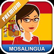 Learn Spanish with MosaLingua  Icon