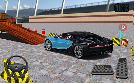 Car Driving parking perfect - car games  screenshots 5