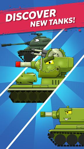 Merge Tanks: Awesome Tank Idle Merger hack tool
